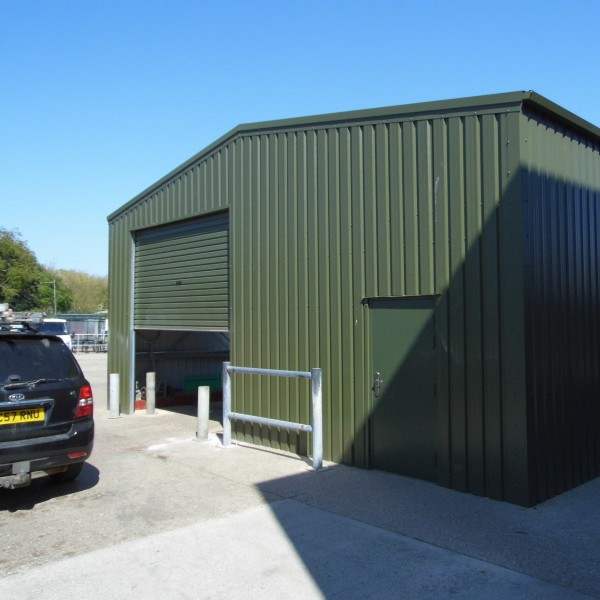 Steel Building Kits And Metal Buildings By Steel Building: Industrial Storage Building
