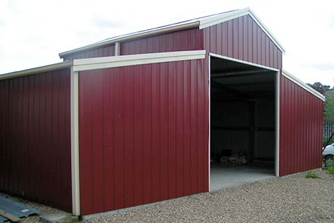 Equestrian steel buildings Lincolnshire