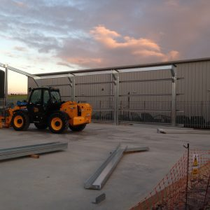 Steel Buildings Lincolnshire